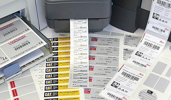 Label Printing - printers Header Image