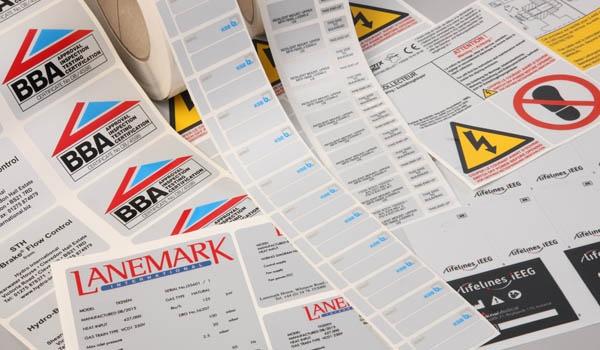 Label material - labels Header Image