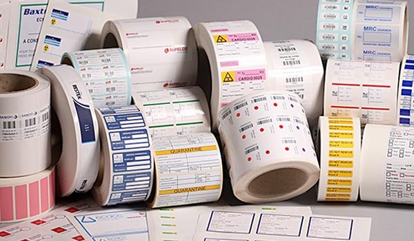 Label material - labels Header lab Image-1