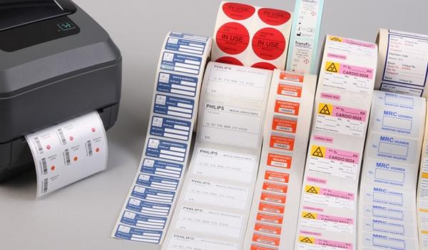 Label printingl - labels Header lab Image